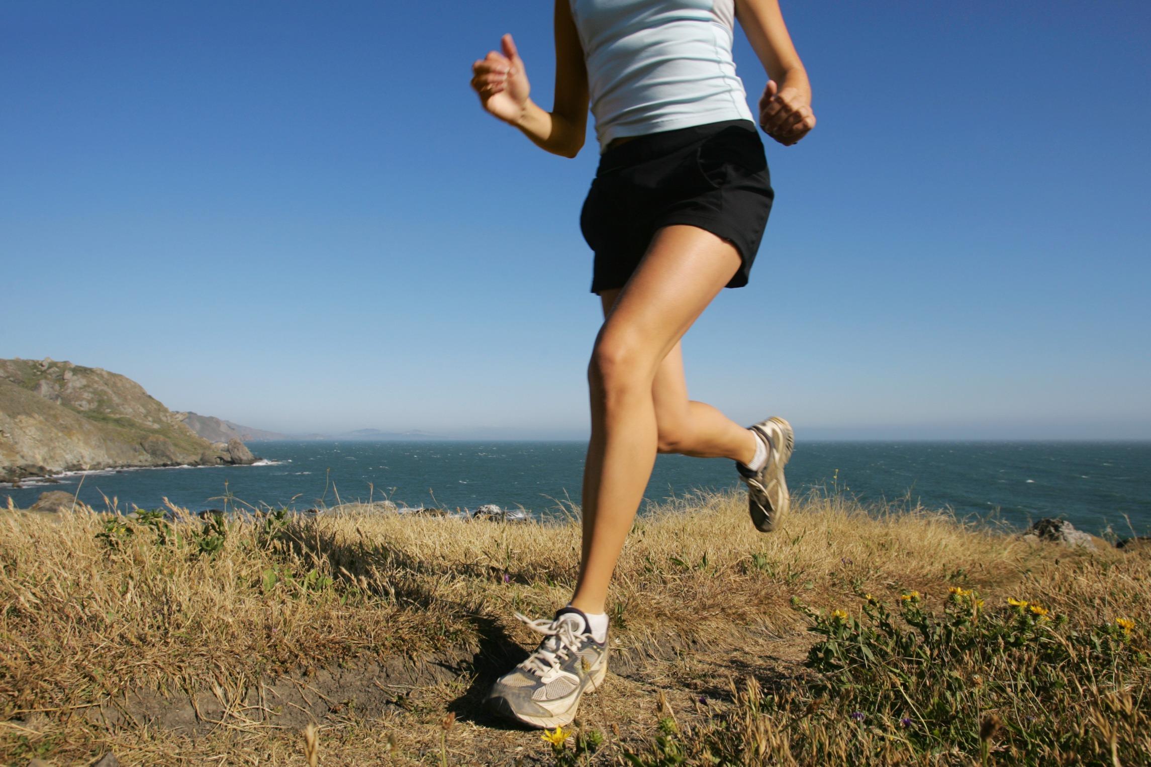 Как похудеть с помощью бега? Повышаем