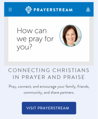 2016 PrayerStream